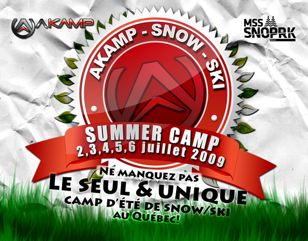 AKAMP SUMMER CAMP/RAIL JAM