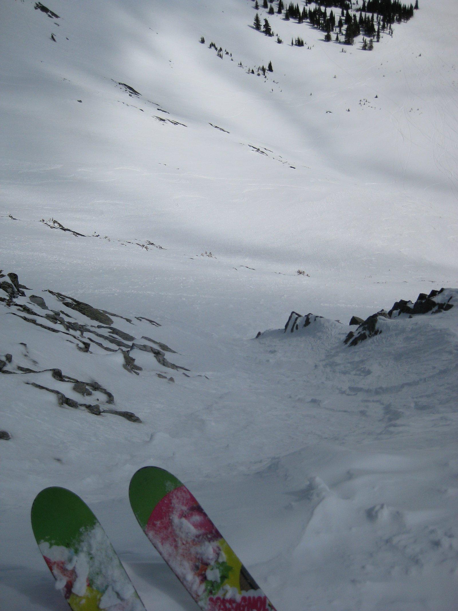 MOre ski tip stoke