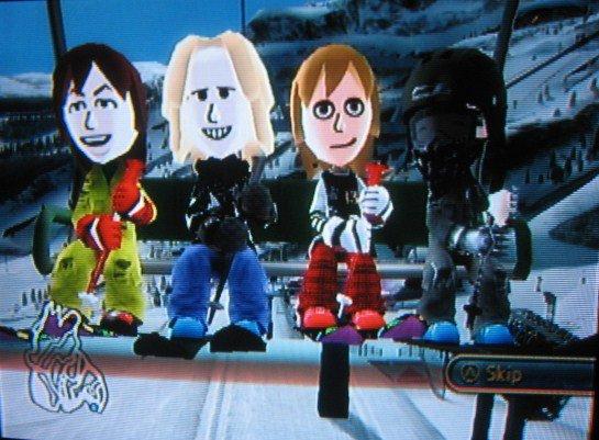 Wii Ski & Snowboard