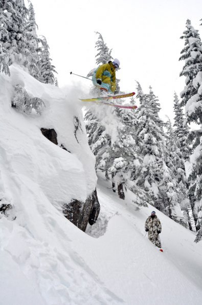 Ski Bowl!