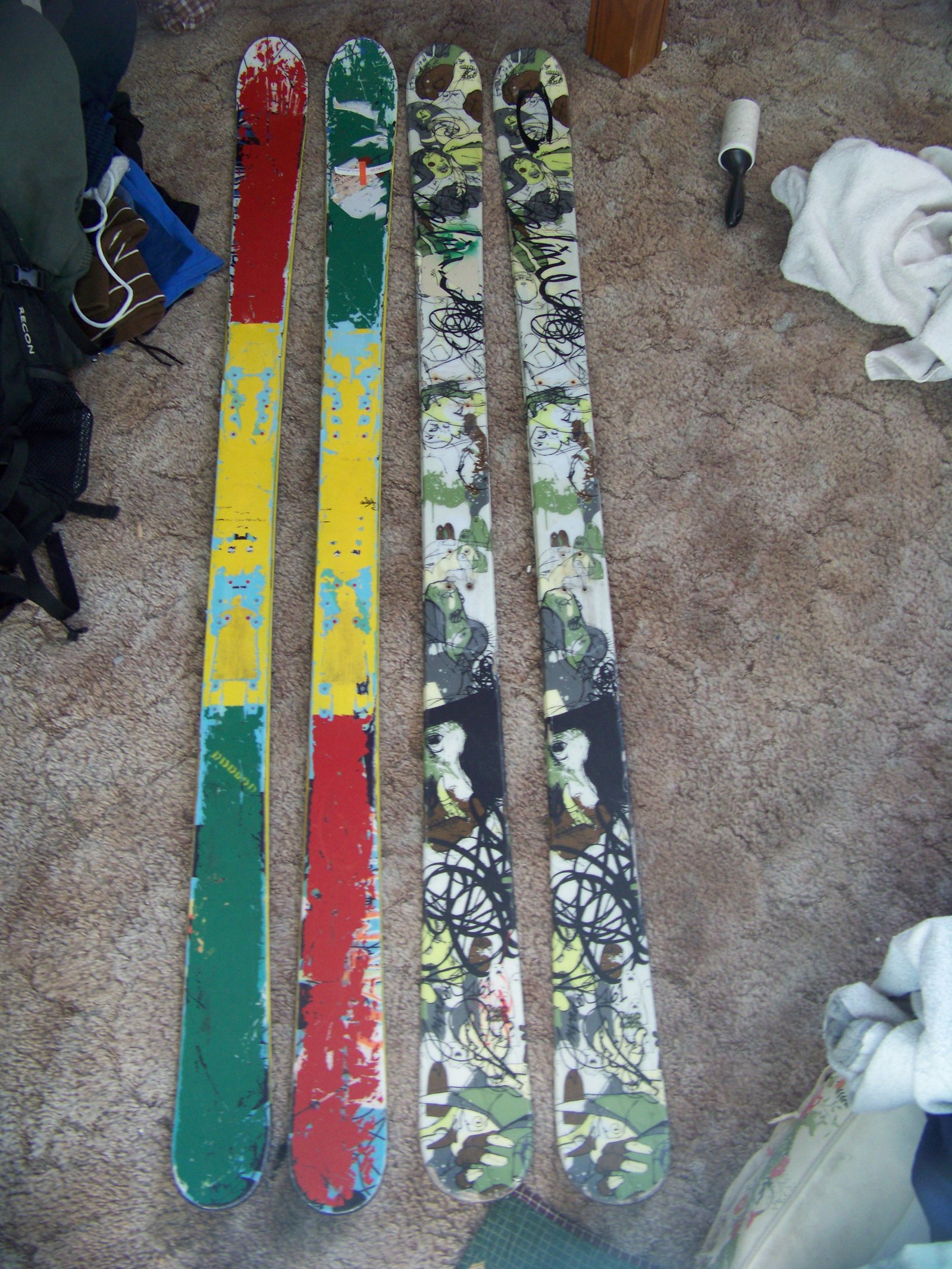 Ski 161 169