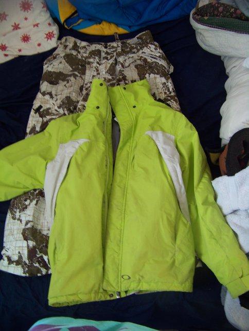 Jacket sise large