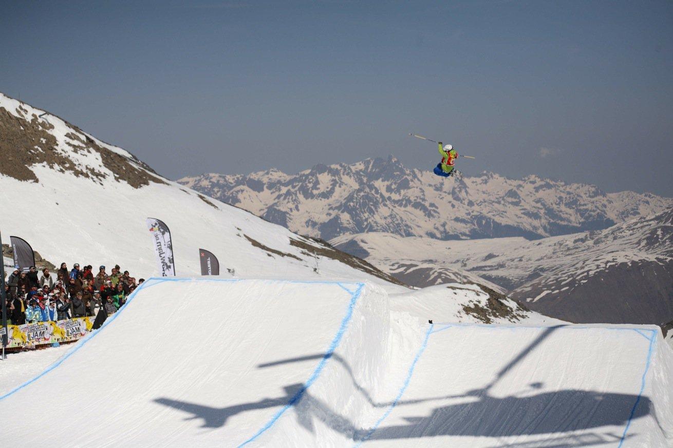 Nicolas Elshout @ Belgian Open 2009 (skisluts.be)