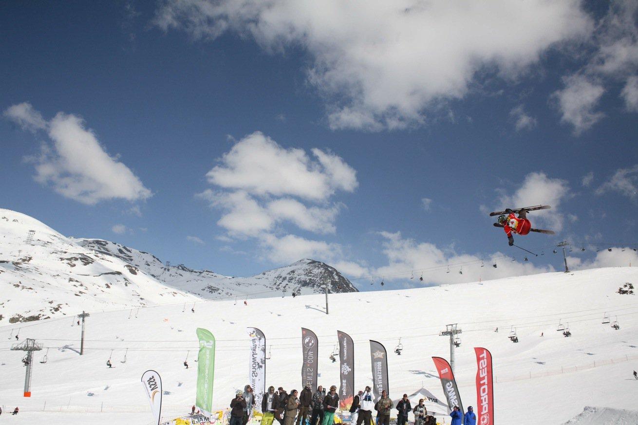 Koen Speleman @ Belgian Open (skisluts.be)