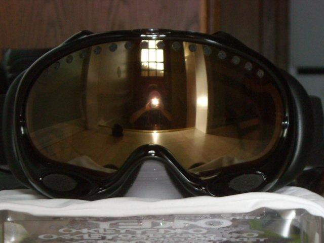 Oakley A-frames