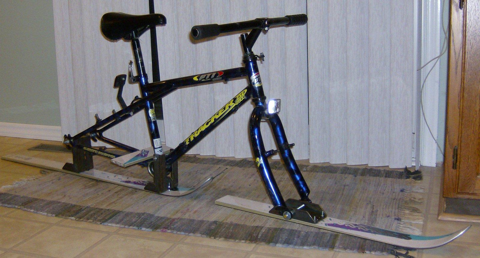 My Ski Bike