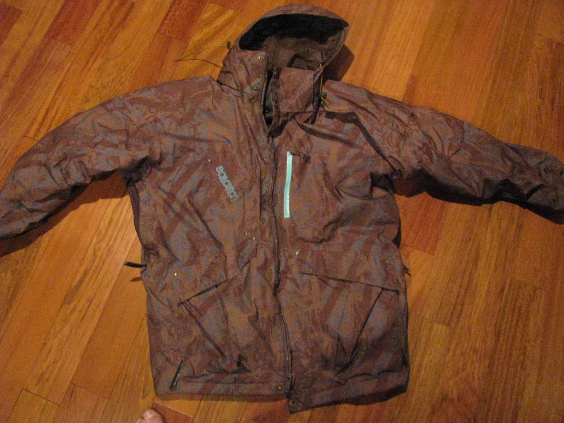 Salomon jacket 2xl