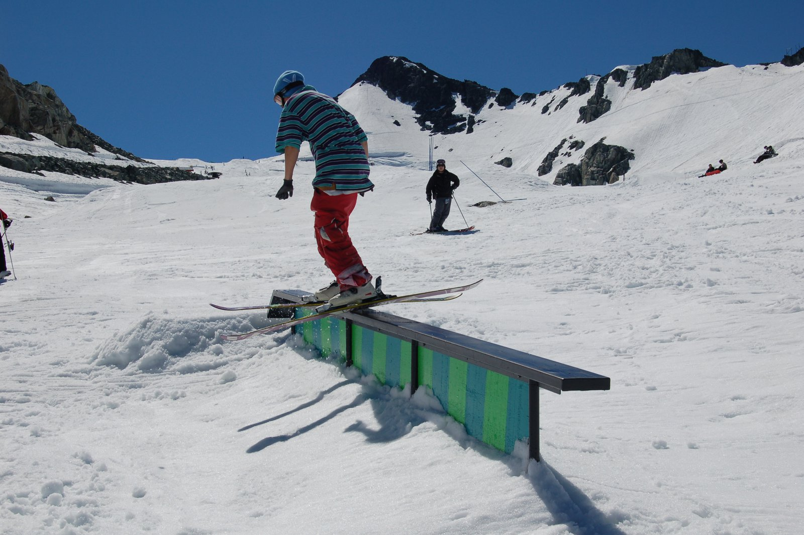 Whistler Summer Ski and Snowboard Camp