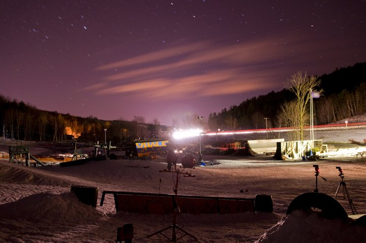 Stept Night Shoot