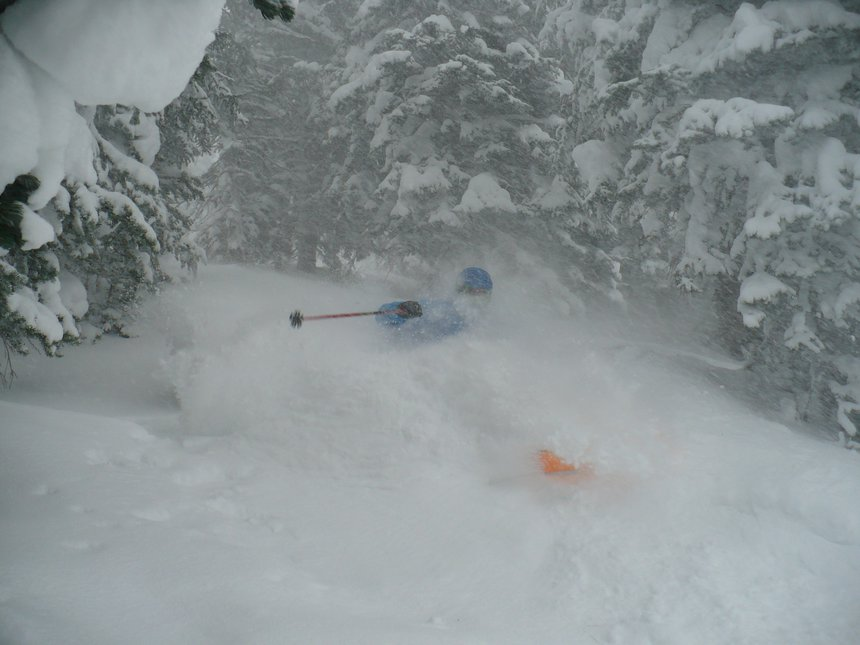 Blower at Alta