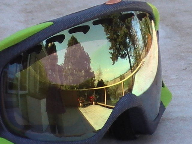 Emerald irid Crowbar lens