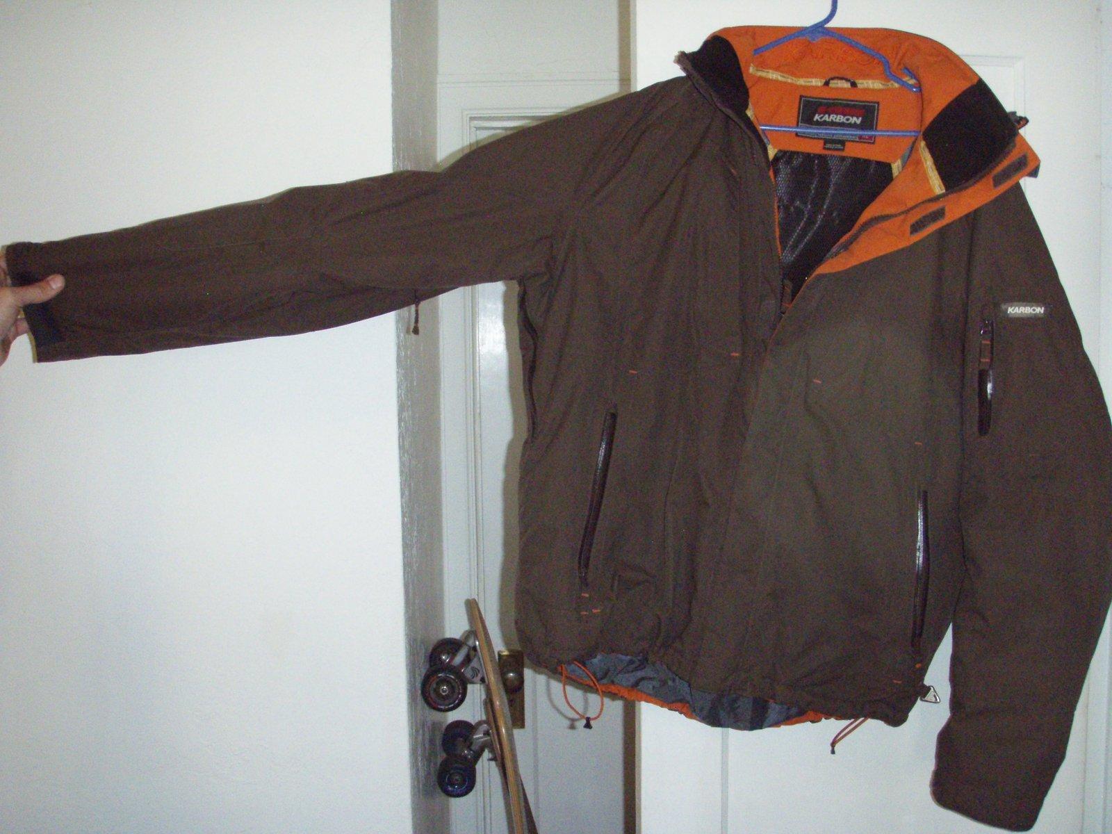 XL karbon Jacket