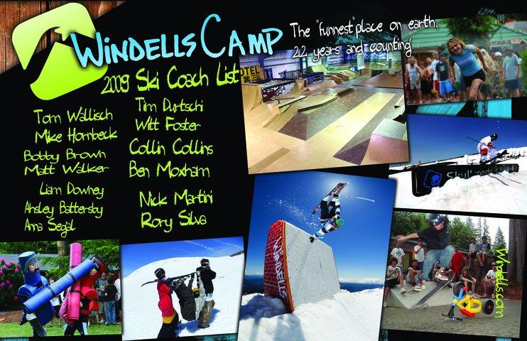 Windells Ski Coaches 2009