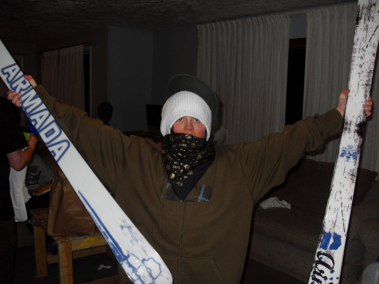 Free Skis at Windells