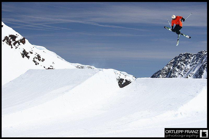Stubai Glacier Hartmann