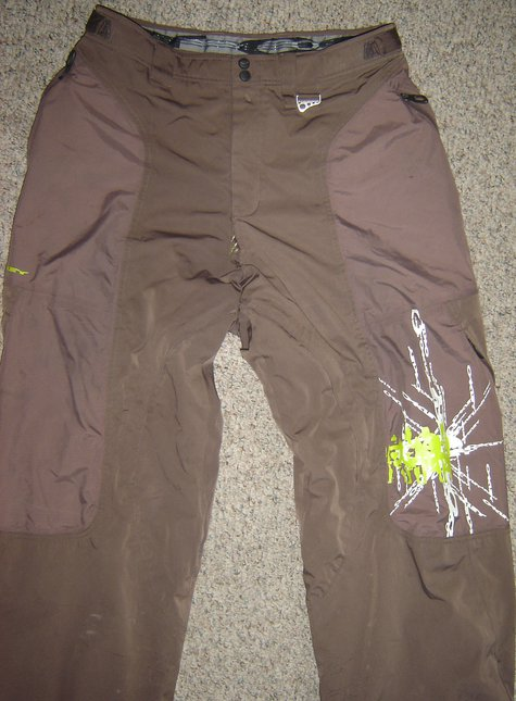 Oakley Axis Pants