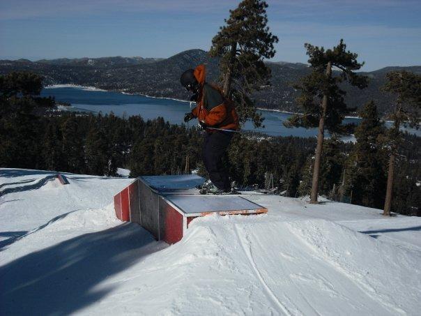 Me at Snow Summit