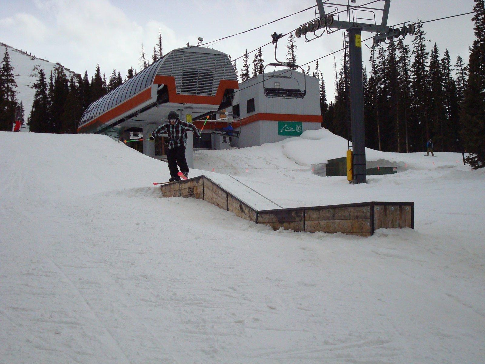 Flat down flat at copper