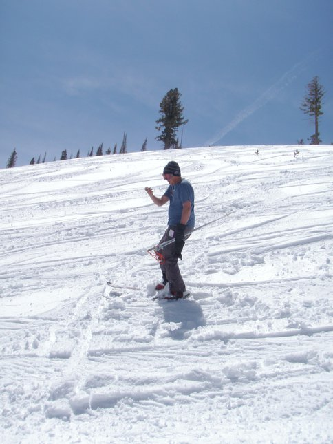 May 2, 2009, Great Divide, MT