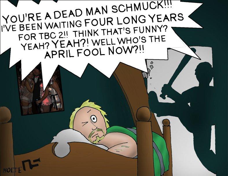 April Fools Revenge