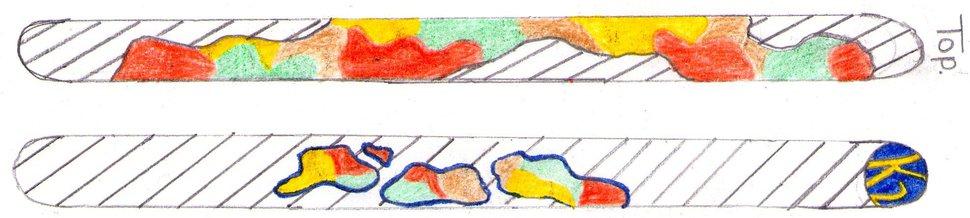 Ski design