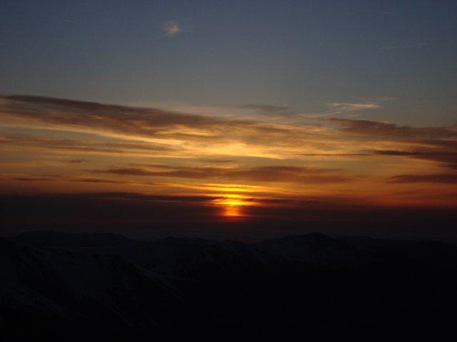 Sniktau Sunrise  1