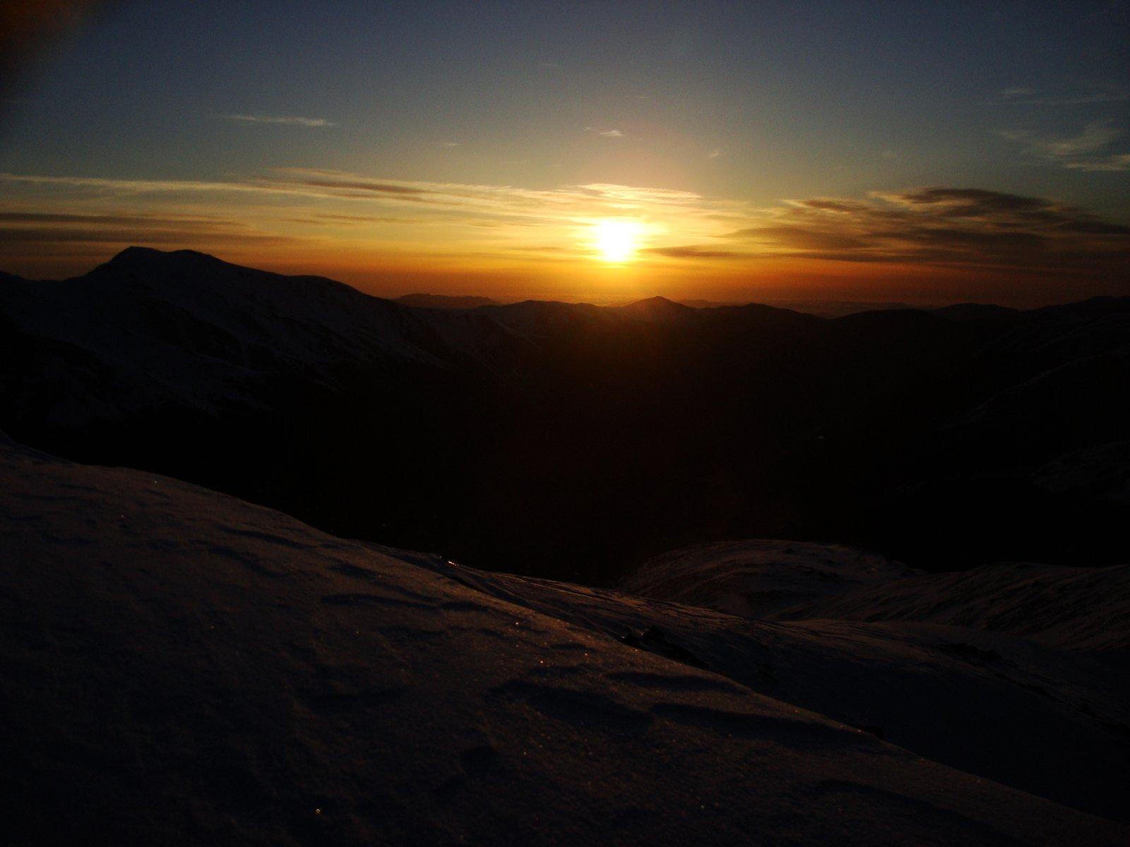 Mt. Sniktau Sunrise 3