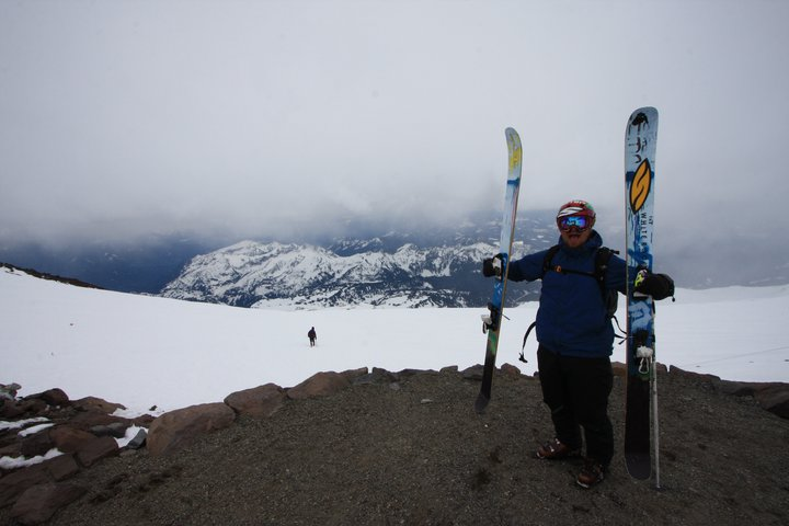 ON3P at Camp Muir