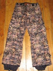 Sessions Gridlock Pant