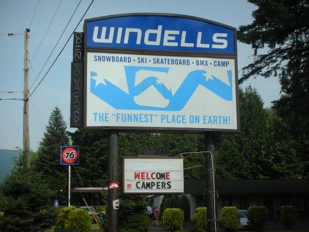 Windells sign