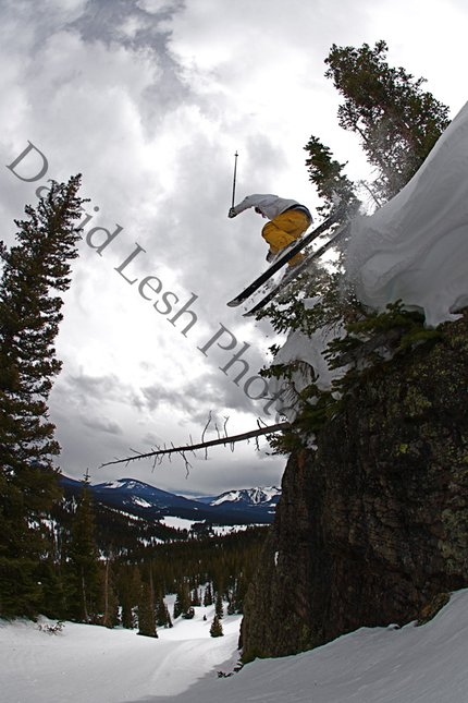 Graham Owen Crested Butte Drop