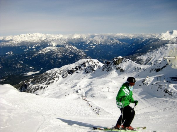 Blackcomb backside