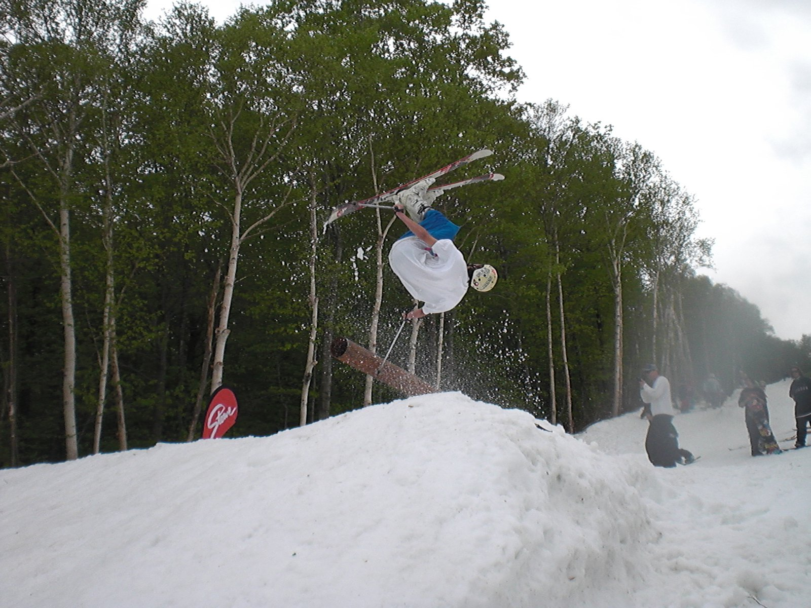Backflip stowe