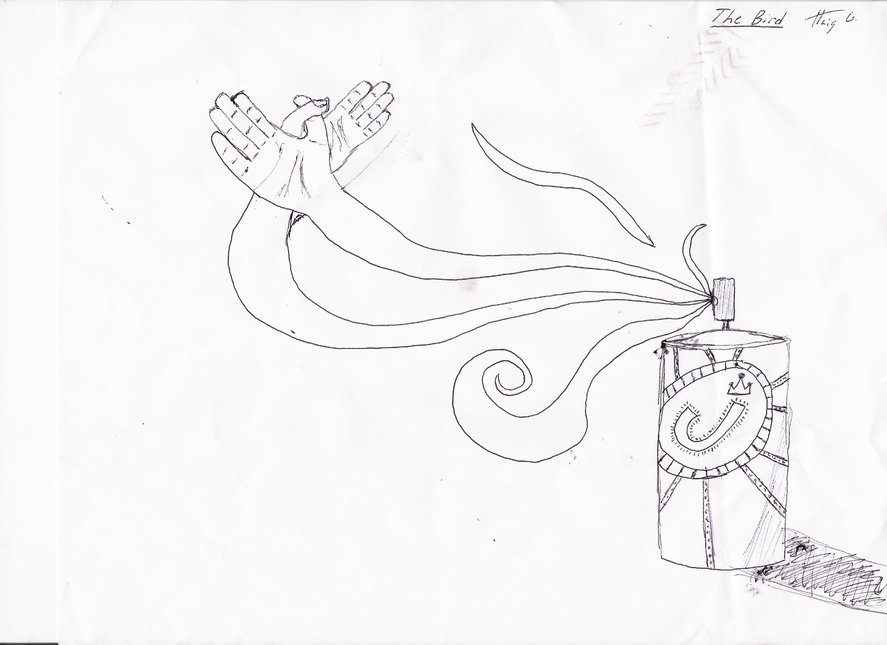 Jiberish Drawing