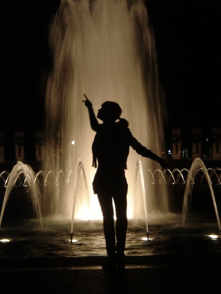 Nightfountain