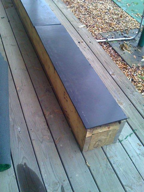 12 ft summer box