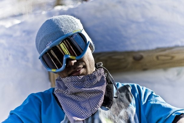 Me on a bluebird day