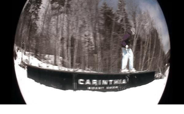 Mt snow rails