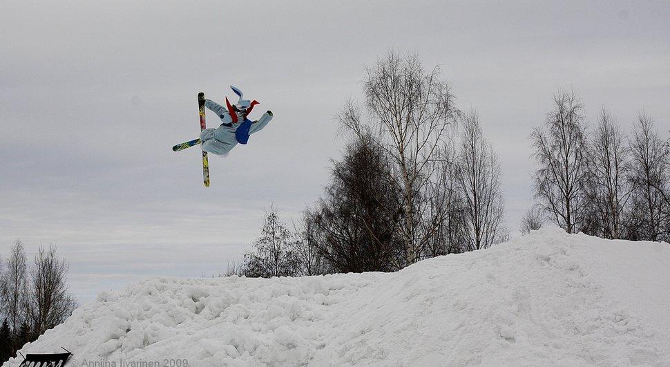 Haha flying rabbit?!