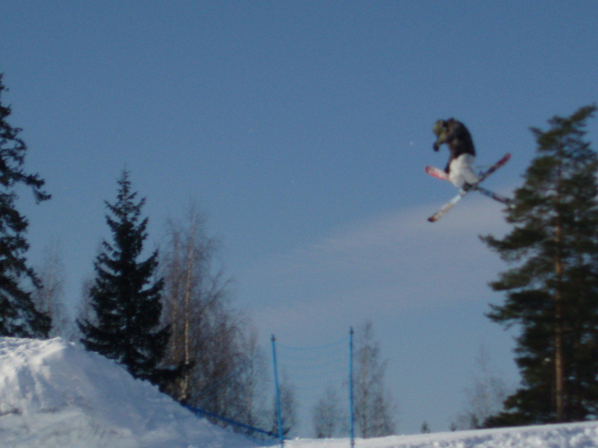 Messilä jump