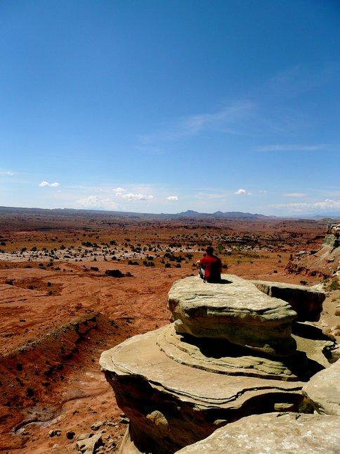 Canyon Seat