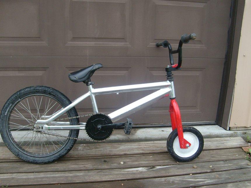 Ghetto bike