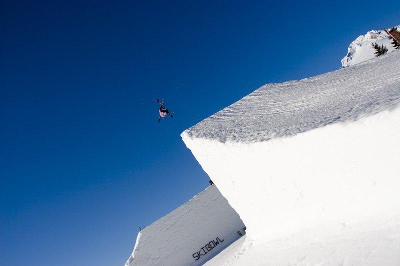 Dane at Ski Bowl