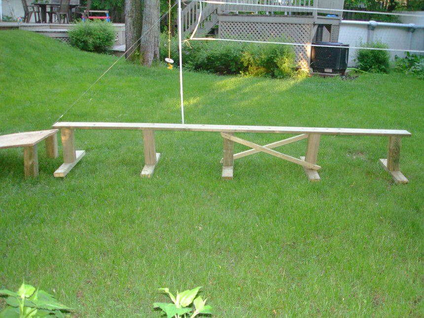 10 ft rail