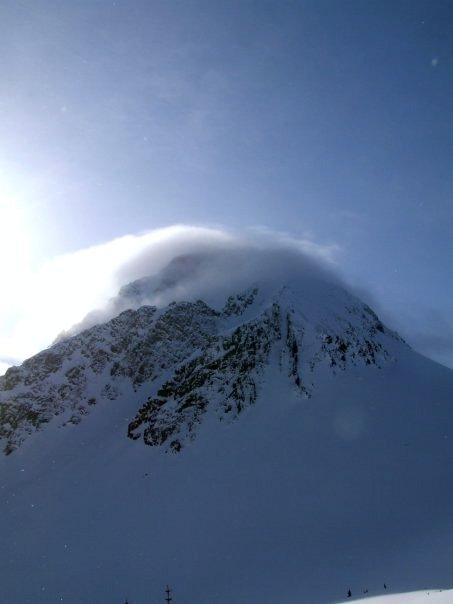 Fissle Mountain, BC