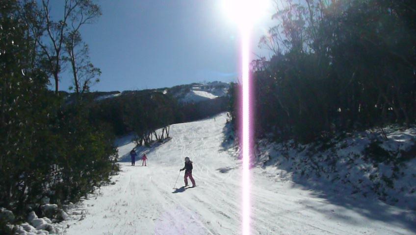 Sunshine On Snow