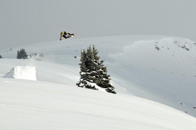 Pop off jumps