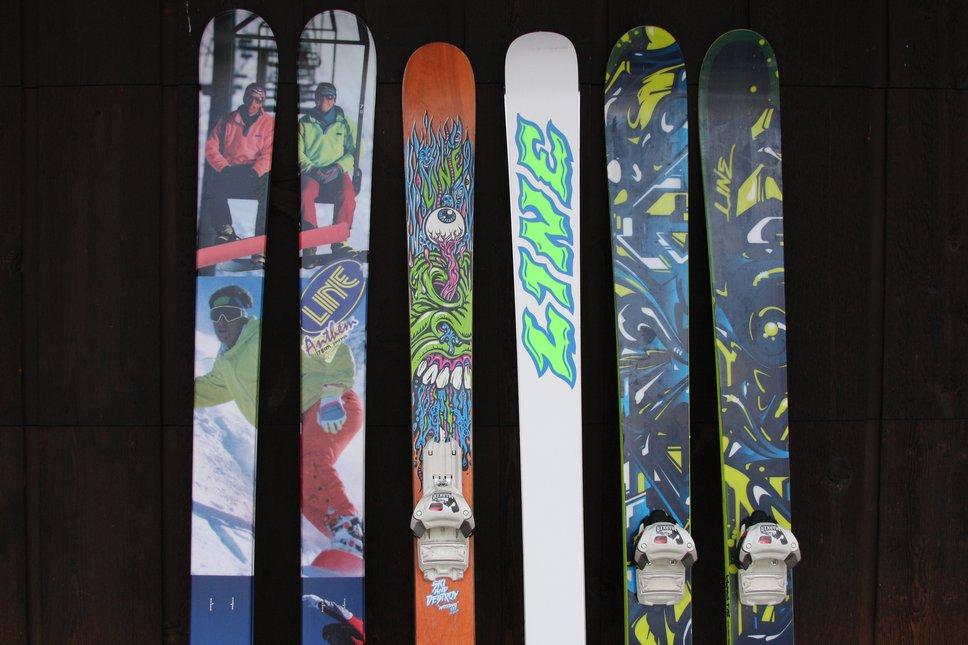 2009/2010 Line skis