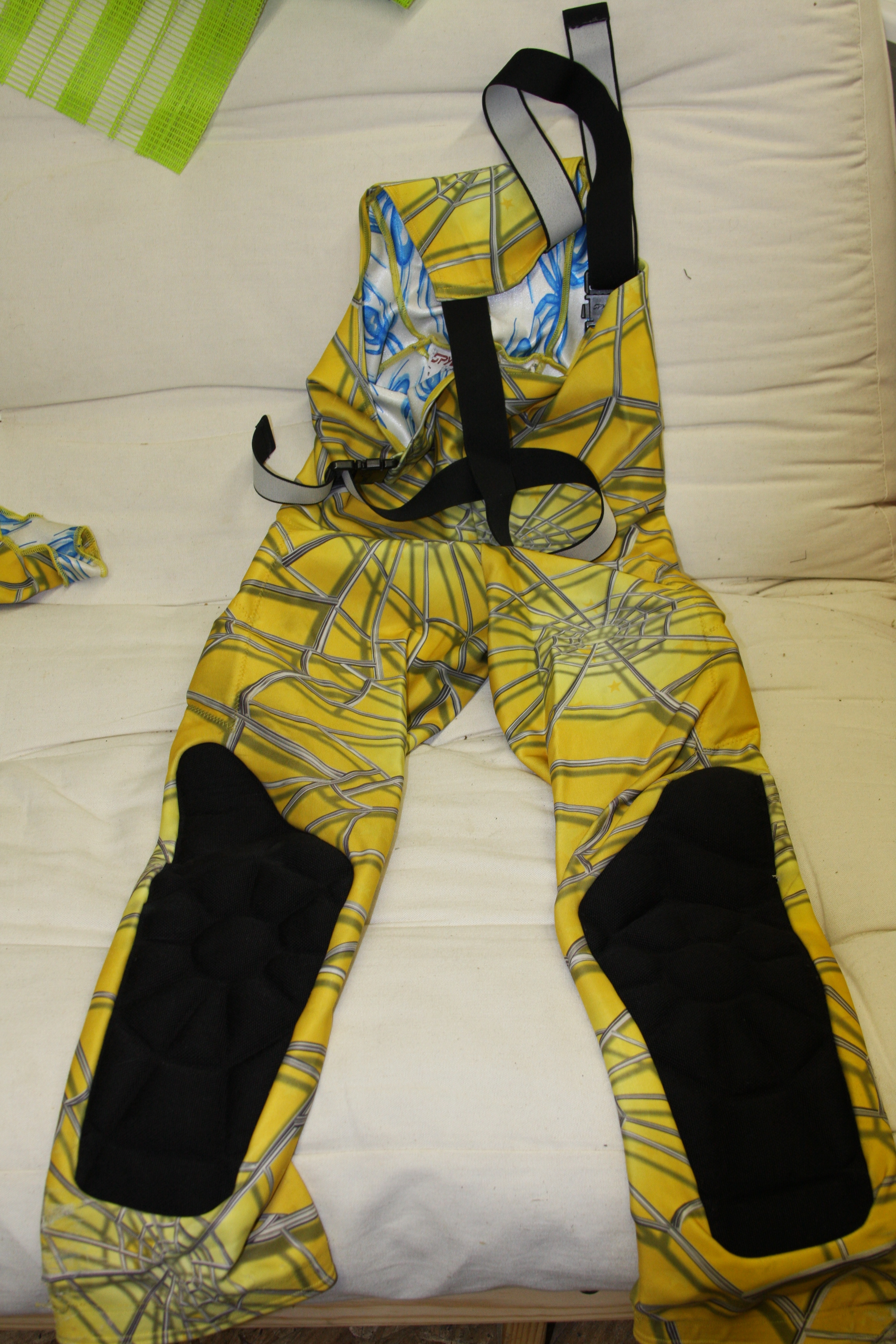 Speed suit