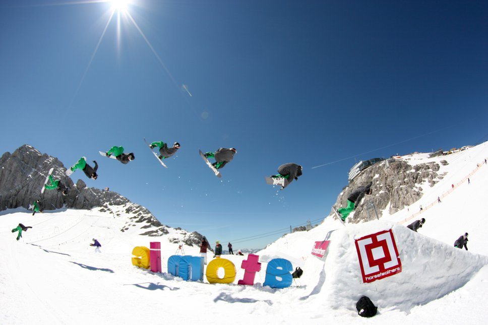 Snowboard sw bs7